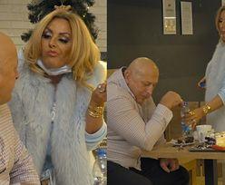Dagmara Kaźmierska odchudza Jacka, wpychając w niego kilogramy słodyczy... (WIDEO)
