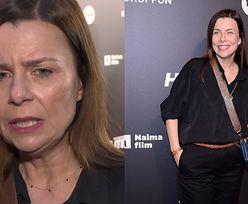 """Agata Kulesza o hejcie w sieci: """"To jest dla mnie NIE DO POJĘCIA, co ludzie piszą"""""""