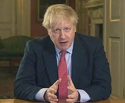 Boris Johnson MA KORONAWIRUSA!