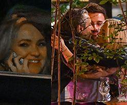 Barbara Kurdej-Szatan i Rafał Szatan imprezują nocą na mieście w towarzystwie zaprzyjaźnionych celebrytów (ZDJĘCIA)