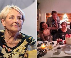 """Dzieci Anny Przybylskiej świętują Dzień Babci z jej mamą: """"Najszczęśliwsza babcia ever"""" (FOTO)"""