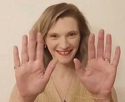 """Agata Buzek chwali się metamorfozą do roli w """"Erotica 2022"""". Fani: """"ZJAWISKOWO!"""""""