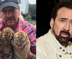 """Powstanie serial """"Król tygrysów""""! W postać Joe Exotica wcieli się NICOLAS CAGE!"""
