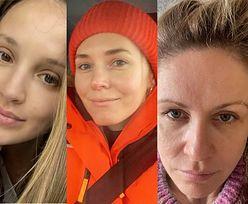 Gwiazdy coraz chętniej rezygnują z makijażu: Małgorzata Kożuchowska, Marina, Magdalena Lamparska, Małgorzata Ohme... (ZDJĘCIA)