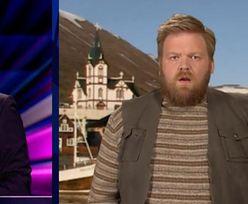 Eurowizja 2021. Prezenter Islandii KRADNIE SHOW podczas połączenia na żywo!