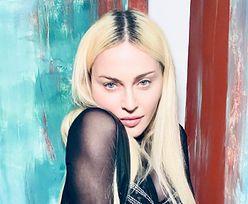 62-letnia Madonna pokazuje twarz i ciało 20-latki w PRZEZROCZYSTYM BODY od Jeana Paula Gaultier (ZDJĘCIA)