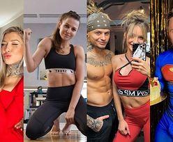 Polscy fit-influencerzy kiedyś i dziś. Tak zmienili się Anna Lewandowska, Deynn, Qczaj czy Fit-Lovers (ZDJĘCIA)