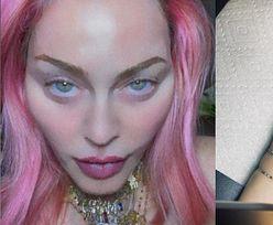 62-letnia Madonna zrobiła sobie PIERWSZY TATUAŻ! (FOTO)