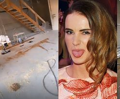 """Podekscytowana Maffashion relacjonuje budowę domu: """"PRACA WRE"""" (ZDJĘCIA)"""