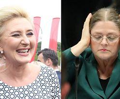 """""""Sprawiedliwa"""" Krystyna Pawłowicz broni pomysłu wypłaty dla żony prezydenta: """"Przecież PRACUJE"""""""
