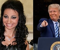 """Jola Rutowicz wspiera Donalda Trumpa w wyborach prezydenckich: """"KOCHAM CIĘ, ty kochasz mnie"""""""