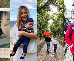 """Celebryci """"świętują"""" powrót do szkoły swoich pociech: Małgorzata Rozenek, Martyna Wojciechowska, Joanna Racewicz, Magdalena Lamparska... (ZDJĘCIA)"""