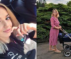 """Oliwia ze """"Ślubu od pierwszego wejrzenia"""" chwali się wózkiem za 4 tysiące złotych: """"Pierwszy dłuższy spacer Franka"""" (FOTO)"""