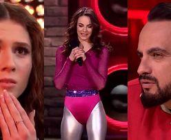 """""""Dance Dance Dance"""". Agustin Egurrola skrytykował występ koleżanki Roksany Węgiel, bo 17-latka nie potrafiła zatańczyć NA SZPILKACH..."""