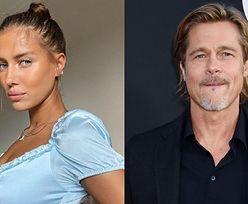 """Zirytowana dziewczyna Brada Pitta apeluje do hejterów: """"Nie obserwujcie ludzi, których nie chcecie widzieć. TO PROSTE"""""""