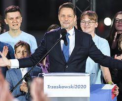 """Rafał Trzaskowski dziękuje wyborcom: """"Prawie 10 milionów głosów. Jeszcze będzie przepięknie!"""""""