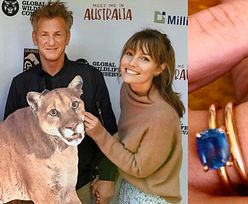 Sean Penn wziął TRZECI ślub! W tajemnicy poślubił młodszą o 32 lata aktorkę