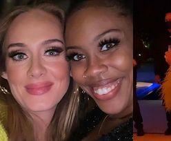 Adele znów imprezowała na afterparty po Oscarach! Już bez Kingi Rusin...