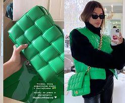 """Julia Wieniawa ekscytuje się nową torebką za 11,5 TYSIĄCA: """"Podpatrzyłam ją kiedyś u Hailey Bieber"""" (ZDJĘCIA)"""
