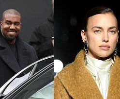 Kanye West i Irina Shayk MAJĄ ROMANS?!