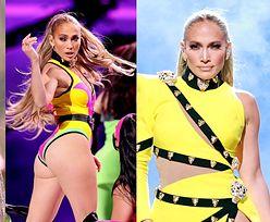 51-letnia Jennifer Lopez ZACHWYCA URODĄ na koncercie promującym szczepionki (ZDJĘCIA)