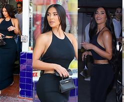 Kim Kardashian z malutką torebką za 40 tysięcy robi zakupy w sex shopie w Miami, po czym pędzi na prywatny samolot (ZDJĘCIA)
