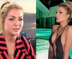 """Nowa twarz """"Dużej Ani"""" z """"Warsaw Shore"""" pozdrawia z hotelowego basenu: """"NIE DO POZNANIA!"""" (FOTO)"""