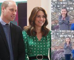 """Dzieci księcia Williama i księżnej Kate oklaskują walczącą z koronawirusem służbę zdrowia: """"Dziękujemy!"""" (WIDEO)"""