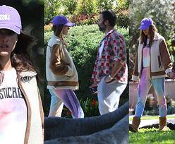 Alessandra Ambrosio wpada na byłego narzeczonego podczas spaceru z obecnym chłopakiem (ZDJĘCIA)