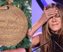 """Jennifer Aniston krytykowana za """"celebrowanie""""... pandemii koronawirusa: """"Umierają ludzie, co za IGNORANCJA"""""""