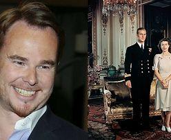 """Książę Jan Lubomirski chwali się w śniadaniówce: """"Rodzina mojej małżonki jest SPOKREWNIONA z księciem Filipem"""""""