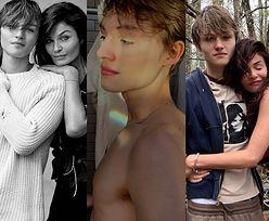 Syn Heleny Christensen podbija świat mody! Poznajcie bliżej 21-letniego Mingusa Reedusa (ZDJĘCIA)
