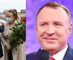 """Joanna i Jacek Kurscy zachwycają się córką w pierwszym wywiadzie po porodzie: """"Jest temperamentna jak CÓRKA PREZESA"""""""