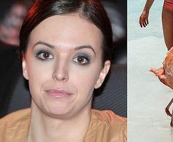 """Anna Wendzikowska krytykowana za fotki z flamingami: """"One są tam WIĘZIONE"""""""
