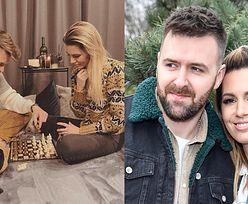 """Dawno niewidziani Agnieszka i Grzegorz Hyży chwalą się pierwszym wspólnym zdjęciem OD ROKU: """"Gambit i jego królowa"""""""