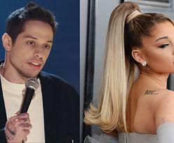 """Pete Davidson szkaluje Arianę Grande: """"Nie podoba mi się to, co mówiła na temat mojego ku*asa"""""""