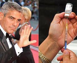 """George Clooney z nadzieją o szczepionce na koronawirusa: """"Widać światełko w tunelu, MUSIMY SIĘ TRZYMAĆ"""""""