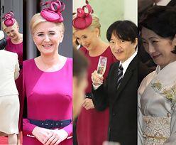 """Andrzej i Agata Dudowie spotkali się z japońską parą książęcą. Pierwsza Dama zachwyca: """"Jak księżna Kate!"""" (ZDJĘCIA)"""