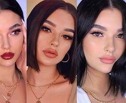Polska Dua Lipa podbija Instagram makijażami inspirowanymi gwiazdą. Zrobi karierę?