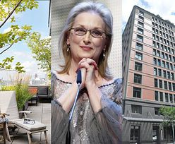 Meryl Streep wystawiła swój nowojorski apartament na sprzedaż! Za 25 milionów dolarów... (ZDJĘCIA)
