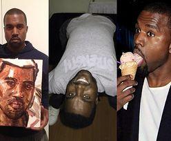 """""""Kanye doing things"""", czyli Kanye West podczas trudów życia codziennego"""
