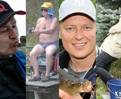 Dzień Wędkarza na Pudelku: Te gwiazdy wiedzą, jak pozować z rybami... (ZDJĘCIA)