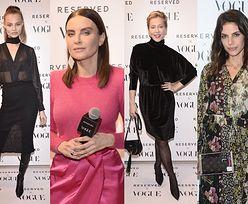 """Gwiazdy na premierze kolekcji """"Reserved x Vogue"""": Frąckowiak, Horodyńska, Warnke, Rosati... (ZDJĘCIA)"""
