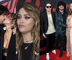 Paris Jackson w świetnej formie, Tommy Lee z młodą żoną - gwiazdy przyszły na premierę filmu o Mötley Crüe (ZDJĘCIA)