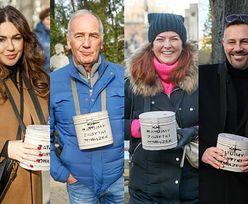 Karol Strasburger, Katarzyna Dowbor, Krzysztof Ibisz z rodziną i inni kwestują na warszawskich Powązkach (ZDJĘCIA)