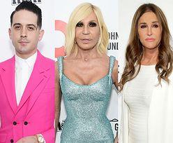 Oscary 2020: Tłum gwiazd na after party u Eltona Johna: Heidi Klum, Sharon Stone, Caitlyn Jenner, Donatella Versace (ZDJĘCIA)