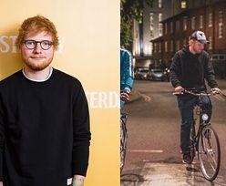 """Ed Sheeran w wyniku treningów schudł ponad 20 KG! """"Uwielbiam to. Na pewno pobiegnę w maratonie"""" (FOTO)"""