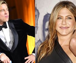 Jennifer Aniston jednak NIE JEST ZAINTERESOWANA Bradem Pittem? Oscarowe after party spędziła w towarzystwie innego aktora...