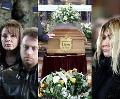 Pogrzeb Romualda Lipki. Tak pożegnali go rodzina i przyjaciele (ZDJĘCIA)