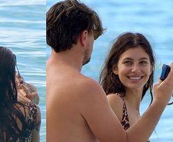 45-letni Leonardo DiCaprio zażywa kąpieli na rajskiej wyspie w towarzystwie 22-letniej ukochanej (FOTO)